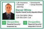 Daniel White Desjardins Financial Security