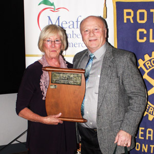 Peter Francis Award-2